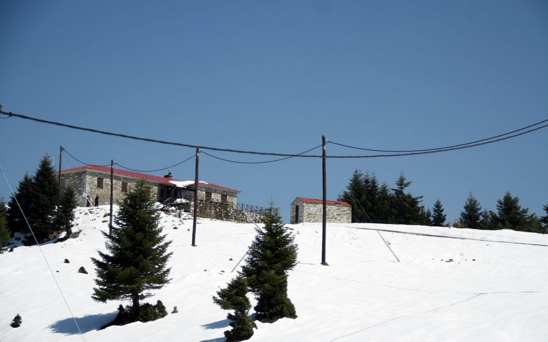 Karamanoli Ski Center